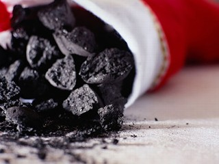 coal in stocking 2