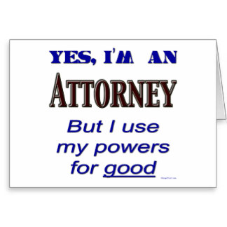 Attorney Powers for Good