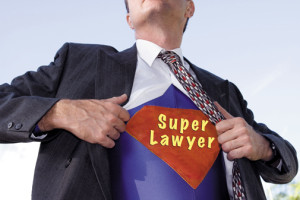 Lawyer SuperMan