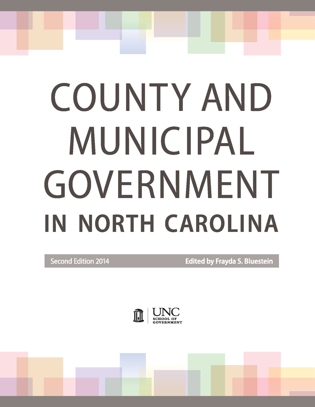 County Government Book